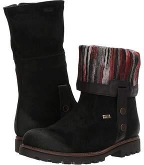 Rieker D7480 Santana 80 Women's Pull-on Boots