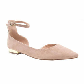 Qupid Token Womens Ballet Flats