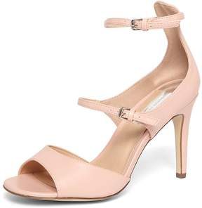 Dorothy Perkins Nude 'Stephanie' Heeled Sandals