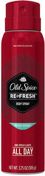 Old Spice Red Zone Refresh Men's Body Spray Pure Sport