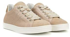 Hogan TEEN lace-up sneakers