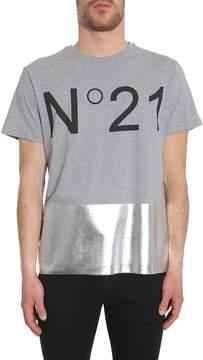 N°21 T-shirt With Logo Print