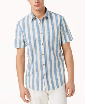 American Rag Men's Brock Striped Shirt, Created for Macy's