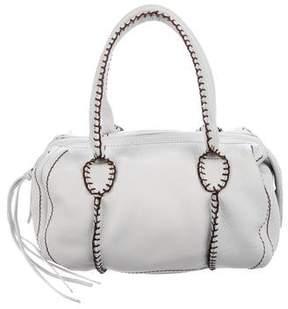 Carlos Falchi Fatto a Mano by Leather Handle Bag