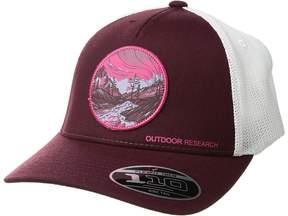 Outdoor Research Alpenglow Trucker Cap Caps