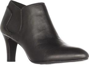 Bandolino Wilbur Dress Ankle Booties, Black/black.