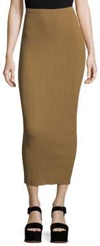 Ronny Kobo Women's Bethanne Ribbed Skirt