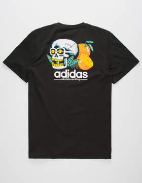 adidas Tropic Skull Mens T- Shirt