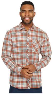 Rip Curl Mundo Long Sleeve Flannel Men's Clothing