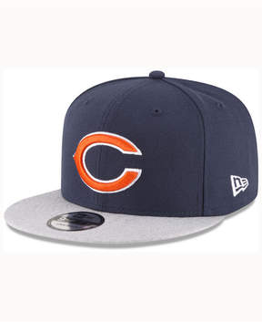 New Era Chicago Bears Heather Vize Mb 9FIFTY Cap