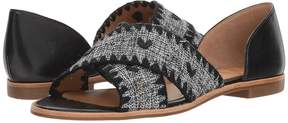 Jack Rogers Lindsey Women's Toe Open Shoes