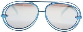 Karen Walker Aviator sunglasses