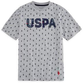 U.S. Polo Assn. USPA Graphic T-Shirt - Big Kid Boys