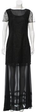 ALICE by Temperley Lace Maxi Dress