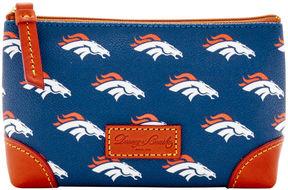 NFL Broncos Cosmetic Case