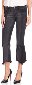 Dollhouse Farrah Fray Cropped Jeans