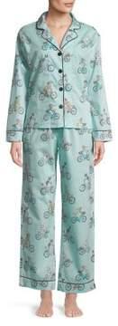 PJ Salvage Printed Pajama Set