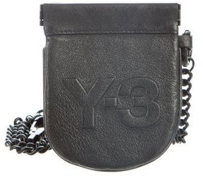 Y-3 Leather Coin Pouch