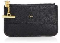 Chloé Drew Leather Card Holder