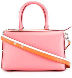 Emilio Pucci contrasting detail tote