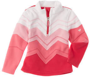 Obermeyer Girls' Zig Fleece Top