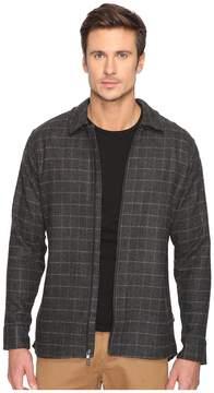 Publish Hunter - Plaid Shirt Jacket Men's Coat