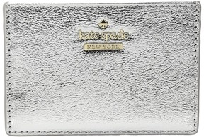 Kate Spade Highland Drive Card Holder Wallet - PLATINO 1 - STYLE