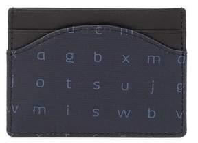 Skagen Leather Card Case
