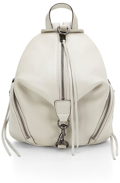 Rebecca Minkoff Putty Julian Backpack - GREY - STYLE