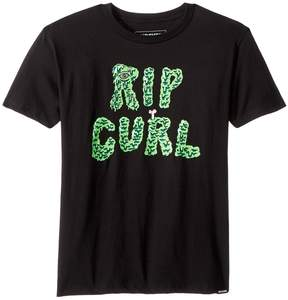 Rip Curl Kids Ghoul Premium Tee Boy's T Shirt