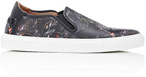 Givenchy GIVENCHY MEN'S MONKEY-PRINT SKATE SNEAKERS