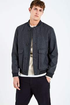 Jack Wills Bowes Wool Bomber