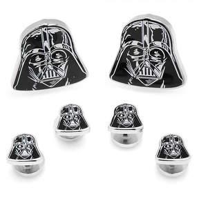 Star Wars STARWARS Darth Vader Stud & Cuff Links Gift Sets