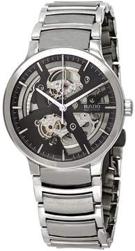 Rado Centrix Automatic Black Open Heart Dial Men's L Watch