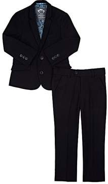 Appaman Soft Twill Two-Button Suit