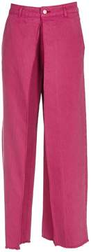 Aalto Layered Wide Trousers
