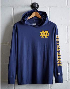 Tailgate Men's Notre Dame Hoodie Tee