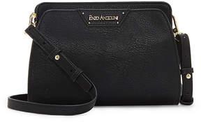 Enzo Angiolini Black Naples Crossbody Bag