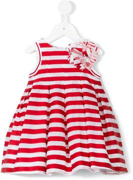 Simonetta striped dress