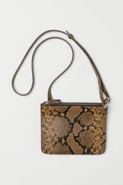 H&M Shoulder Bag - Beige
