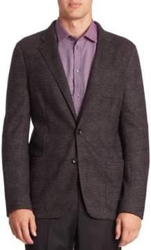 Armani Collezioni Fancy Wool Sportcoat