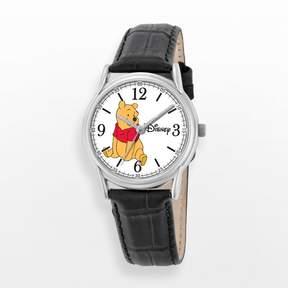 Disney Disney's Winnie the Pooh Men's Leather Watch