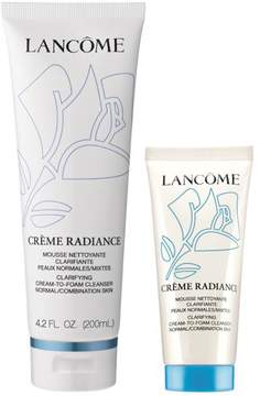 Lancôme Créme Radiance Cleanser Home and Go Set