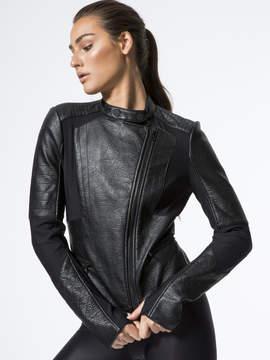 Blanc Noir Ryder Moto Jacket
