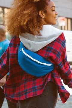 Urban Outfitters Nylon Blue Belt Bag