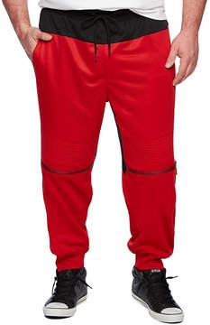 Rocawear Mesh Jogger Pants Big and Tall