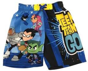 Trunks Teen Titans Boys' Swim Trunk