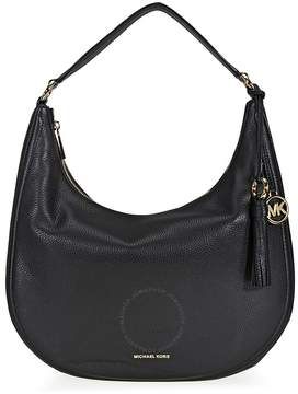 Michael Kors Lydia Large Shoulder Bag - Black - ONE COLOR - STYLE