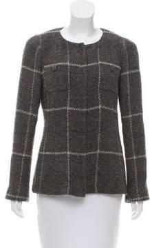 Chanel Wool-Blend Jacket