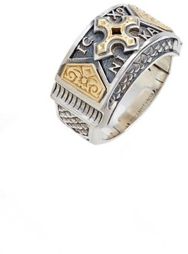 Konstantino Men's Heonos Band Ring